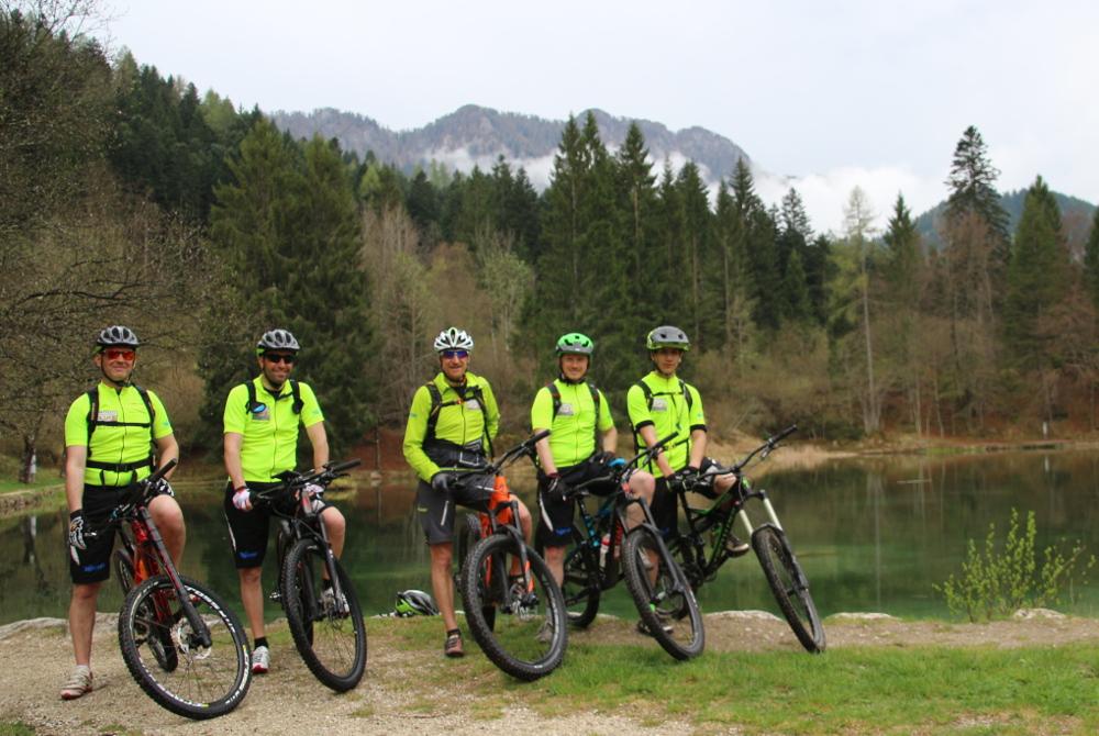 Istruttori e guide cicloturistiche